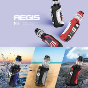 AEGIS MINI KIT 80W - GEEK VAPE