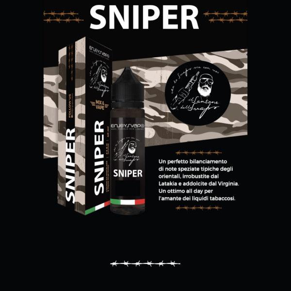 SNIPER - AROMA CONCENTRATO 40ML
