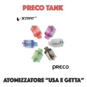 PRECO TANK - VZONE