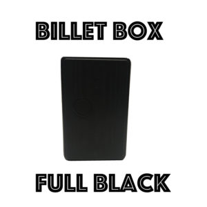 BILLET BOX VAPOR 2018 - BLACK
