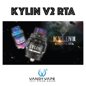 KYLIN V2 RTA - VANDY VAPE