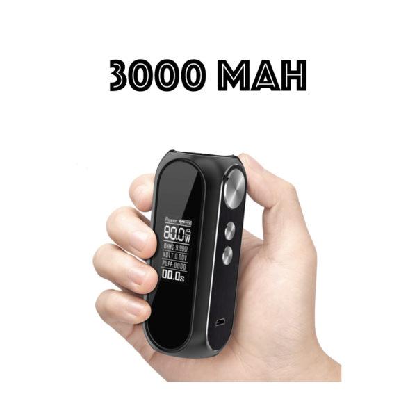 CUBE BOX MOD 3000mah - OBS