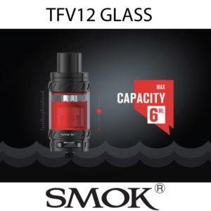 VETRO DI RICAMBIO TFV12 6ML - SMOK