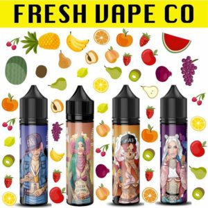 AROMI 20 ML - FRESH VAPE CO