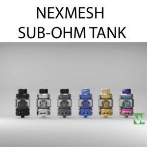 NEXMESH SUB OHM TANK 4ML - WOTOFO