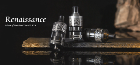 LIMIT MTL RTA RENAISSANCE EDITION - KIZOKU